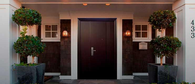 Servicio Instalación de puerta de seguridad